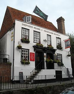 Stag Inn, All Saints Street, Hastings (NHLE Code 1043626).JPG