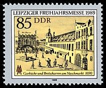 Leipziger Bauwerke Auf Deutschen Briefmarken Wikiwand
