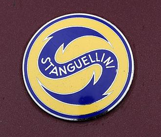 Automobili Stanguellini - Image: Stanguellini logotype (in 1959)