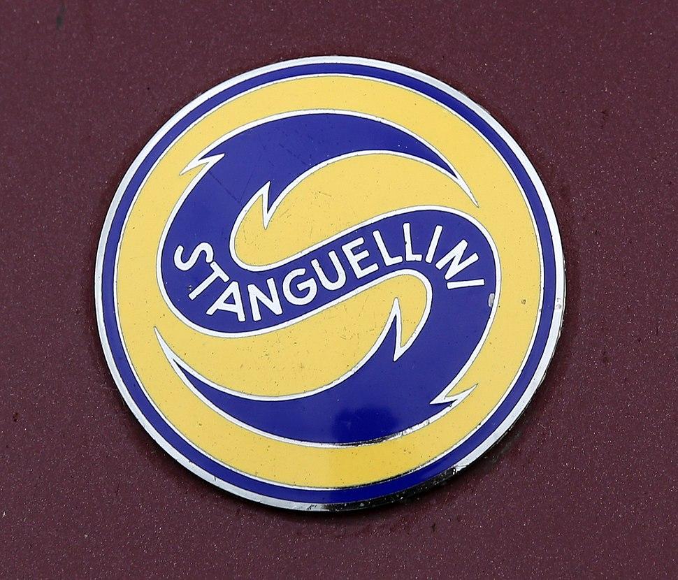 Stanguellini logotype (in 1959)