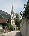 Stans (Tyrol) 'Laurentius' curch (elder one).jpg