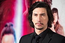 Star Wars- The Last Jedi Japan Premiere Red Carpet- Adam Driver (27163437599).jpg