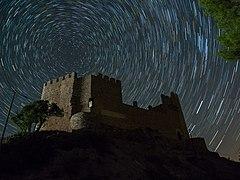 Startrail Castillo de Gaibiel.jpg