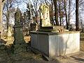 Stary cmentarz w Krośnie, datow na 1786 r. A-41 z 05.01.1984.jpg