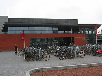 Antwerpen-Berchem railway station - Image: Station Antwerpen Berchem