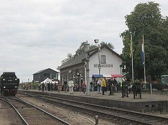 Beekbergen - Image: Station Beekbergen