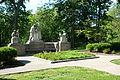 Statuary Group by Lucien Charles Edouard Alliot - Mariemont, Ohio - DSC03880.JPG