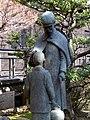 Statue of General Nogi (乃木将軍像) in Nogi Park (乃木公園) - panoramio.jpg