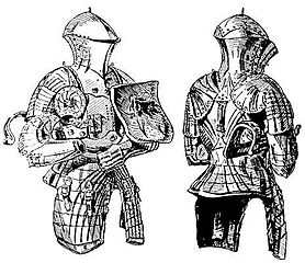 Plate armour - Wikipedia