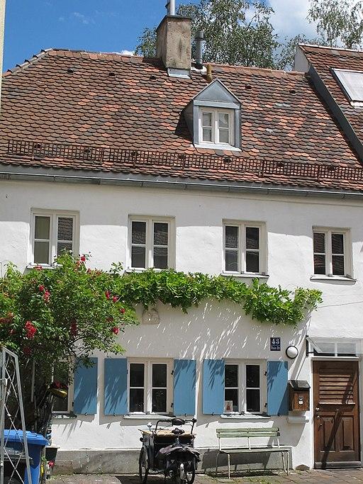 Steinstraße 43 (München)