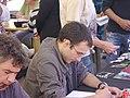 Stephane Bileau - Bulles en Seyne 2011 - Auteurs - P1170834.jpg