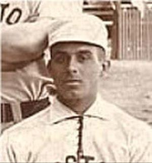 Steve Brodie (baseball) - Image: Steve Brodie Boston 1890