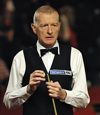 Steve Davis at Snooker German Masters (Martin Rulsch) 2014-01-29 11.jpg