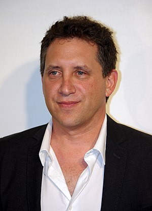 Steven Silver (film director) - Silver at the 2011 Tribeca Film Festival premiere of The Bang Bang Club