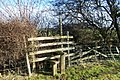Stile near Highness Farm - geograph.org.uk - 338213.jpg
