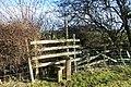 Stile near Highness Farm - geograph.org.uk - 338213.jpg