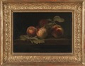 Still Life with Peaches (Gerard van Spaendonck) - Nationalmuseum - 17483.tif