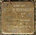 Stolperstein Bundesplatz 2 (Wilmd) Hedwig Rosenberg.jpg