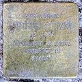 Stolperstein Damaschkestr 28 (Charl) Arthur Wotizky.jpg
