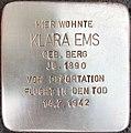 Stolperstein Klara Ems1.jpg