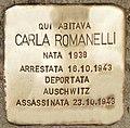 Stolperstein für Carla Romanelli (Rom).jpg