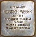 Stolpersteine Salzburg Heinrich Weber.jpg