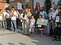 Stop Bombing Gaza (18 July 2014, Ljubljana, Slovenia) 8.JPG