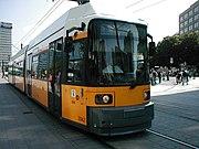 Niederflur-Straßenbahn (genaue Bezeichnung GT6N)