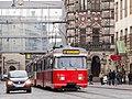 Straßenbahn der Linie 3 in der Ostertorstraße.jpg
