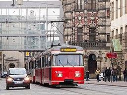 Ostertorstraße in Bremen