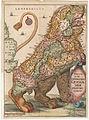 Strada, Leo Belgicus, 1648, Cornell, CUL PJM 1011 01.jpg