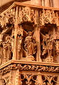 Strasbourg - Détail de la chaire de la cathédrale (14401730141).jpg