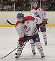 Strathroy lines up for draw 2013 playoffs.jpg