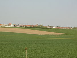 A general view of Strazeele