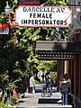 Street Scene with Darcelle XV Female Impersonators Sign - Portland - Oregon - USA.jpg
