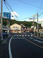 Street view near Yobuko Bus Terminal (East).jpg