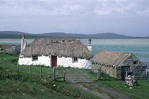 Sollas - Image: Struan cottage geograph.org.uk 76275