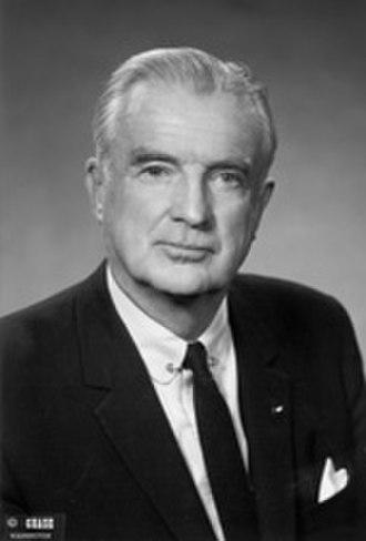 Stuart Symington - Symington while in the Senate.