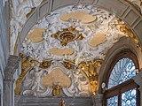 Stucchi Scalone Scuola grande dei Carmini Venezia.jpg