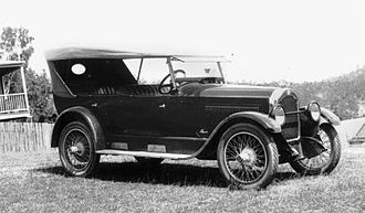 Studebaker Special Six - 1924 Special Six
