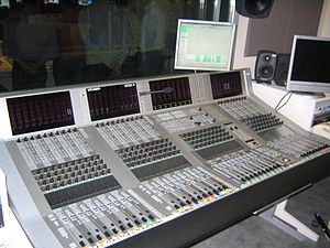 Studer - Studer Vista 8 digital audio console