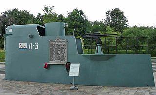 Soviet submarine Baltic Sea campaign in 1944