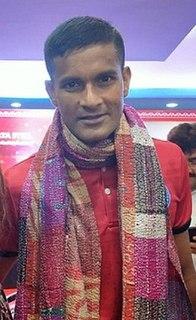 Subrata Pal Indian footballer