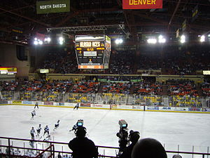 """Sports in Alaska - An Aces game at """"The Sully"""""""