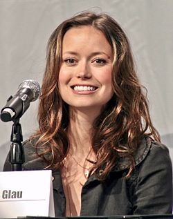 Glau a 2008-as WonderConon