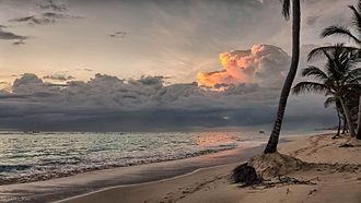 Punta Cana - Sunrise over Punta Cana