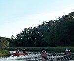 Sunset Paddle To the York (7295588886).jpg
