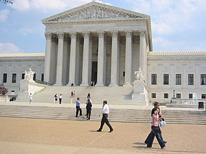 The Supreme Court of Justice, which is just be...