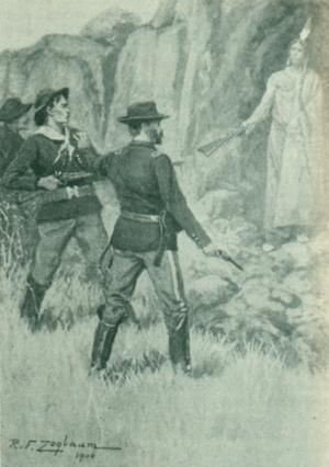 Surrender of American Horse