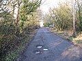 Sussex Border Path north from Middleton Common Lane - geograph.org.uk - 1704182.jpg